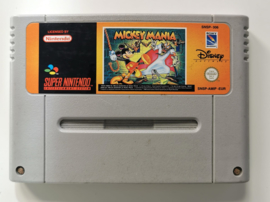 SNES Mickey Mania (cart only) EUR