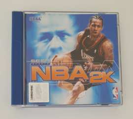 Dreamcast NBA 2K (CIB)