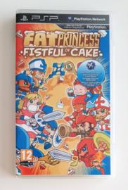 PSP Fat Princess: Fistfull of Cake (CIB)