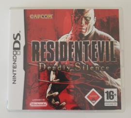 DS Resident Evil - Deadly Silence (CIB) FHUG