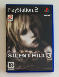 PS2 Silent Hill 3 (boxed)