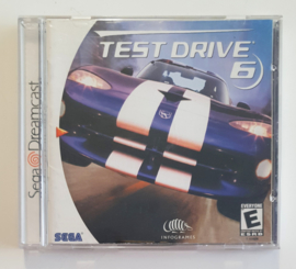 Dreamcast Test Drive 6 (CIB) US Version