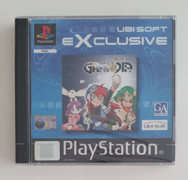 PS1 Grandia - Ubisoft Exclusives Collection (factory sealed)