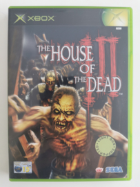 Xbox The House of the Dead III (CIB)
