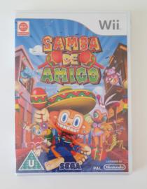 Wii Samba De Amigo (factory sealed) UKV