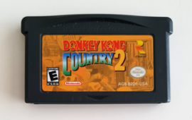 GBA Donkey Kong Country 2 (cart only) USA