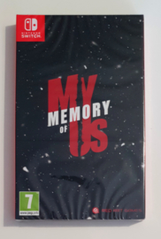 Switch My Memory of Us (factory sealed) UKV