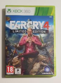 X360 Far Cry 4 Limited Edition (CIB)