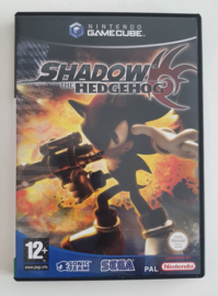 Gamecube Shadow the Hedgehog (Boxed) UKV