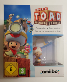 Wii U Captain Toad - Treasure Tracker Limited Edition (New) EUR