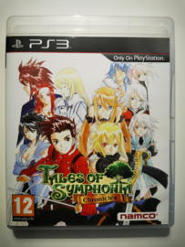 PS3 Tales of Symphonia Chronicles (CIB)