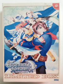 Dreamcast Eternal Arcadia Limited Box (CIB) Japanese Version
