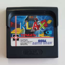 Game Gear Klax (cart only)