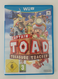 Wii U Captain Toad - Treasure Tracker (CIB) EUR