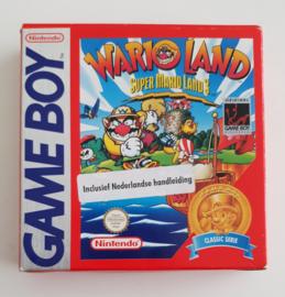 GB Super Mario Land 3: Wario Land Classic Serie (CIB) NOE