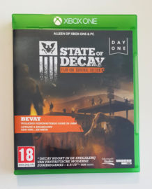 Xbox One State of Decay Year-One Survival Edition (CIB)