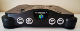 N64 Console Set (with expansion pak)