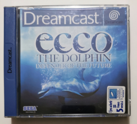 Dreamcast Ecco The Dolphin - Defender of the Future (CIB)