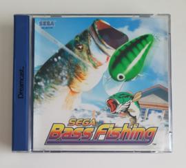 Dreamcast Sega Bass Fishing (CIB)