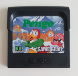Game Gear Pengo (cart only)