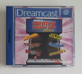 Dreamcast Midway's Greatest Arcade Hits Volume 1 (CIB)