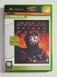 Xbox Ninja Gaiden Black - Classics (CIB)