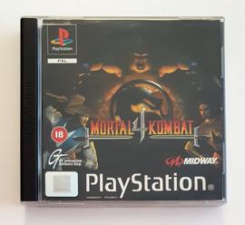 PS1 Mortal Kombat 4 (CIB)