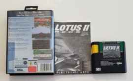 Megadrive Lotus II R.E.C.S. - Console Classics (CIB)