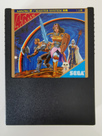 Master System Phantasy Star (cart only) NTSC/J