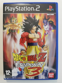 PS2 Dragon Ball Z - Budokai 3 (CIB)
