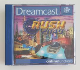 Dreamcast Rush 2049 (CIB)