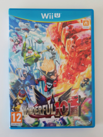Wii U The Wonderful 101 (CIB) HOL
