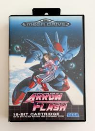 Megadrive Arrow Flash (CIB)