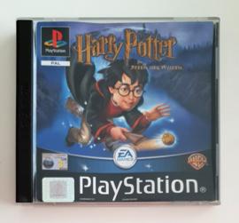 PS1 Harry Potter en de Steen Der Wijzen (CIB)