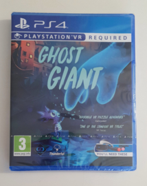 PS4 Ghost Giant (factory sealed)