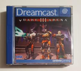 Dreamcast Quake III Arena (CIB)