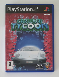 PS2 Carwash Tycoon (CIB)