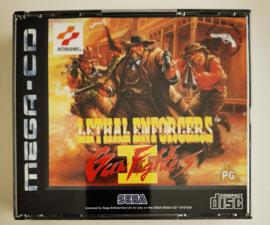 Mega CD Lethal Enforcers II (Box + Disc)