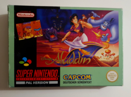 SNES Disney's Aladdin (CIB)  SFRG