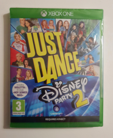 Xbox One Just Dance Disney Party 2 (factory sealed)