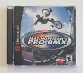 Dreamcast Mat Hoffman's Pro BMX (CIB) US Version