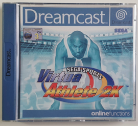 Dreamcast Sega Sports - Virtua Athlete 2k (CIB)