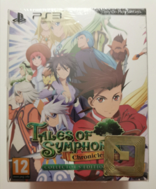 PS3 Tales of Symphonia Chronicles Collector's Edition (factory sealed)