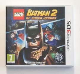 3DS LEGO Batman 2 - DC Super Heroes (CIB) HOL