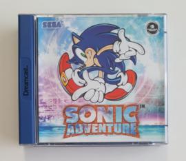Dreamcast Sonic Adventure (CIB)