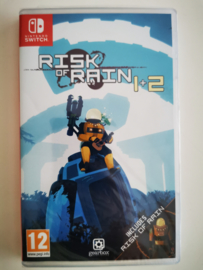 Switch Risk of Rain 1 + 2 (factory sealed) FAH