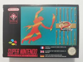 SNES Prince of Persia 2 (CIB) EUR