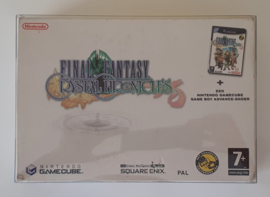 Gamecube Final Fantasy Chronicles Big Box Version - including Box Protector (CIB) HOL