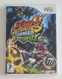 Wii Mario Strikers Charged Football (CIB) HOL