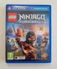 PS Vita LEGO Ninjago Shadow of Ronin (CIB)